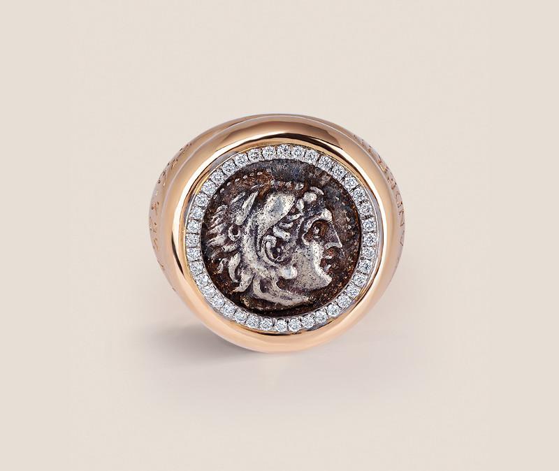 ancient coins Manuel Vaccari